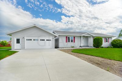 Crookston Single Family Home For Sale: 1104 Eickhof Boulevard