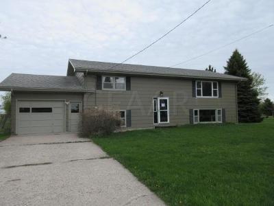 Crookston Single Family Home For Sale: 25816 185th Avenue SW