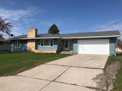 Crookston Single Family Home For Sale: 714 Washington Avenue
