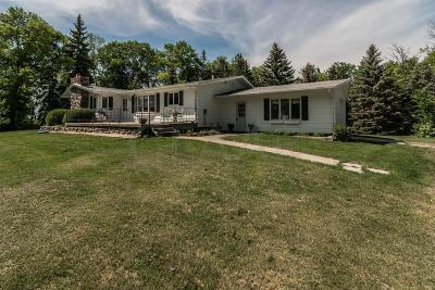 Crookston Single Family Home For Sale: 23942 310th Street SW