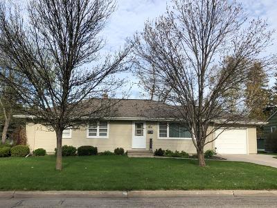 Crookston Single Family Home For Sale: 819 Thorndale Avenue