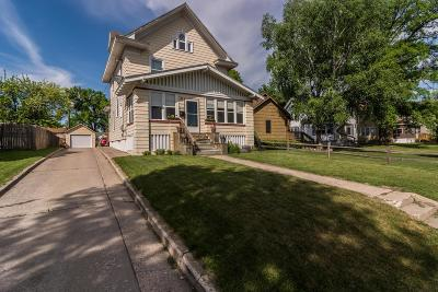 Crookston Single Family Home For Sale: 410 Houston Avenue