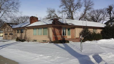 Valley City ND Single Family Home For Sale: $190,000
