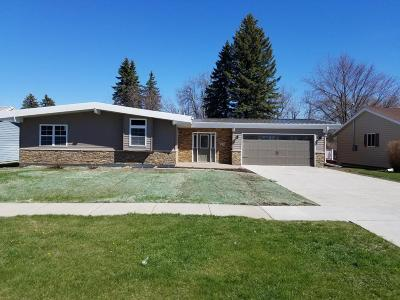 Valley City ND Single Family Home For Sale: $278,500