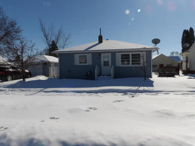 Valley City ND Single Family Home For Sale: $109,900