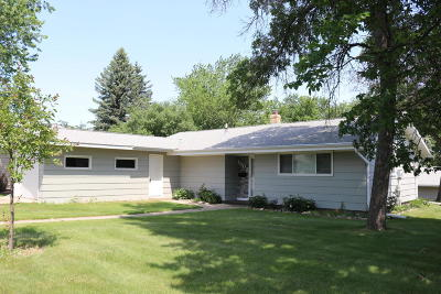 Valley City ND Single Family Home For Sale: $164,000
