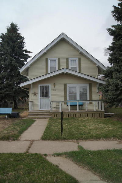 Single Family Home For Sale: 55 2nd St N