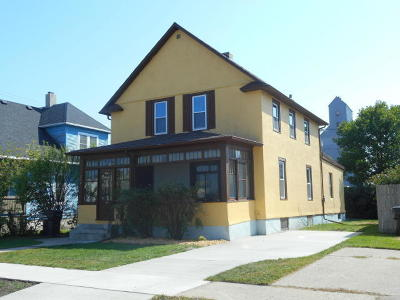 Single Family Home For Sale: 219 3rd St NW