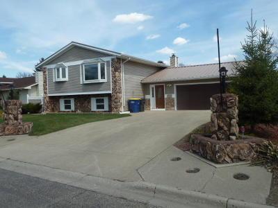 Jamestown Single Family Home For Sale: 1710 3rd Avenue NE