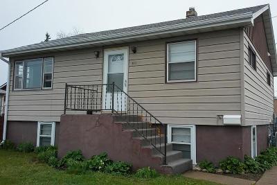 Jamestown Multi Family Home For Sale: 511 11th Street SE