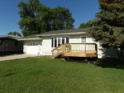 Valley City ND Single Family Home For Sale: $128,900