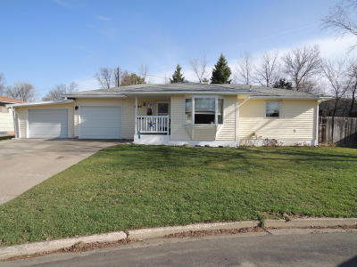 Valley City Single Family Home For Sale: 1289 Central Avenue N