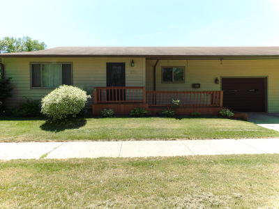 Valley City ND Single Family Home For Sale: $118,900