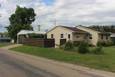 Jamestown Single Family Home For Sale: 1118 2nd Place NE