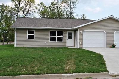 Carrington Single Family Home For Sale: 214 9th Avenue S