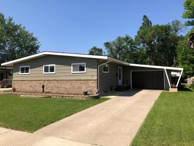Valley City ND Single Family Home For Sale: $179,900
