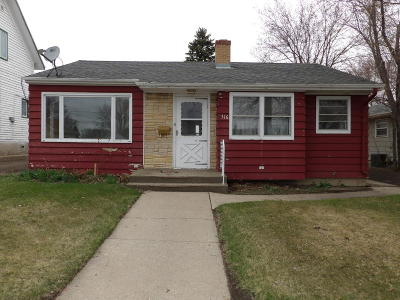 Valley City ND Single Family Home For Sale: $109,000