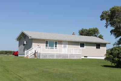 Jamestown Single Family Home For Sale: 2763 Nd-20 SE