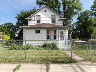 Valley City ND Single Family Home For Sale: $45,000