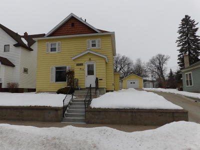 Valley City Single Family Home For Sale: 215 5th St NE