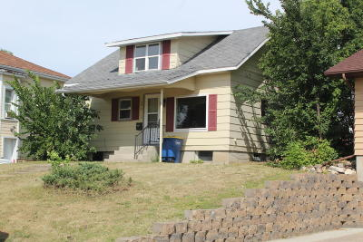 Single Family Home For Sale: 313 8th Avenue SE