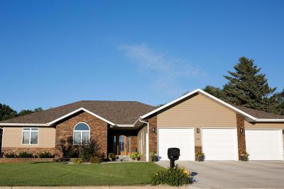 Jamestown Single Family Home For Sale: 612 Eastwood Drive NE