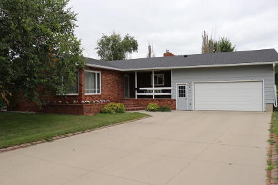 Valley City Single Family Home For Sale: 264 14th Street NE