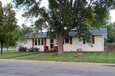 Jamestown ND Single Family Home For Sale: $224,500