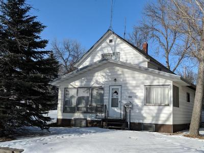 Valley City ND Single Family Home For Sale: $59,000