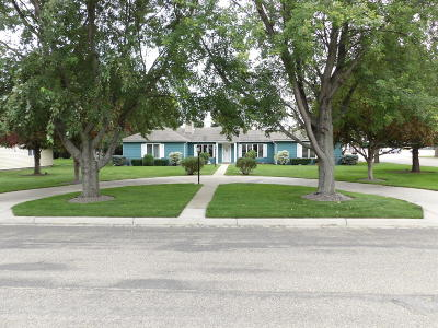 Cooperstown ND Single Family Home For Sale: $186,500