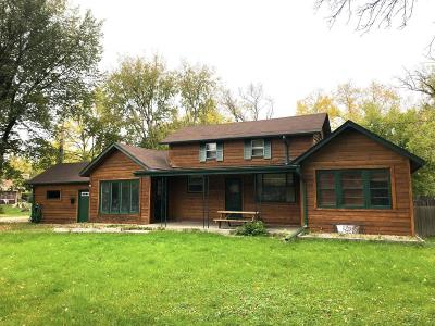 Valley City ND Single Family Home For Sale: $89,900