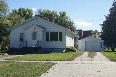 Ellendale Single Family Home For Sale: 612 1st Street N