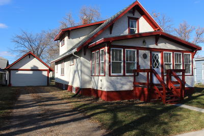 Jamestown ND Single Family Home For Sale: $150,000
