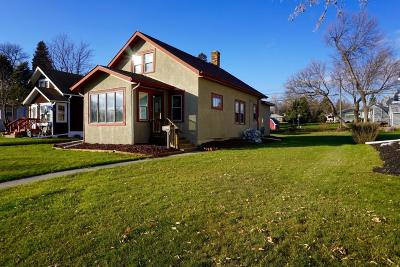 Valley City ND Single Family Home For Sale: $124,900