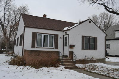 Jamestown ND Single Family Home For Sale: $149,900