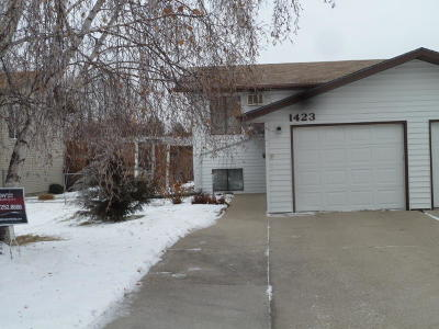 Jamestown ND Single Family Home For Sale: $92,500