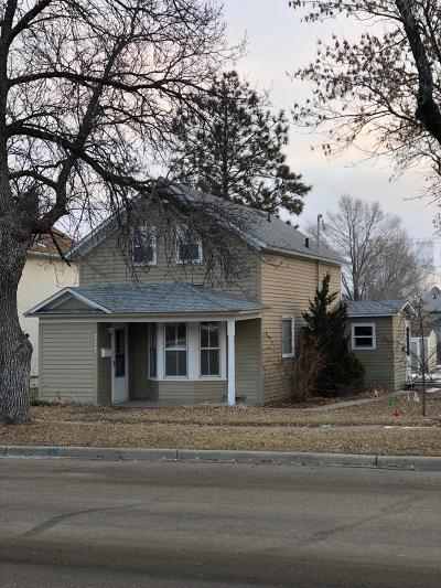 Jamestown ND Single Family Home For Sale: $114,900