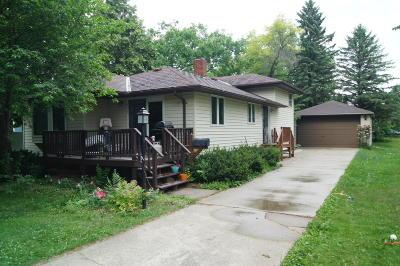 Ellendale Single Family Home For Sale: 409 1st Street S