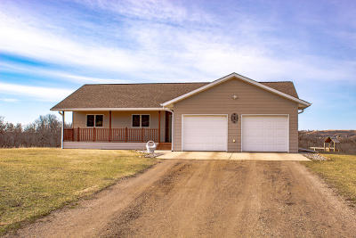 Single Family Home For Sale: 4026 Sheyenne Valley Estates
