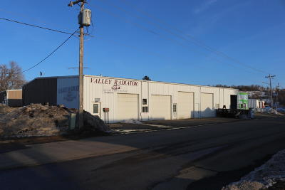 Valley City Commercial For Sale: 115 12th Avenue SE