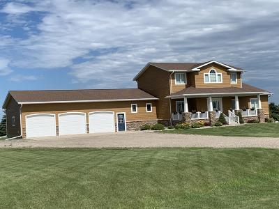 Jamestown Single Family Home For Sale: 3016 83 1/2 Avenue SE