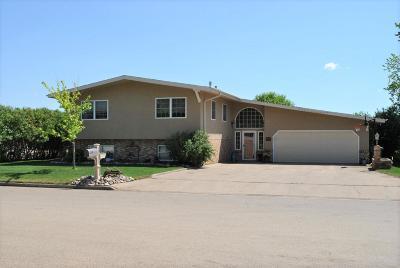 Carrington Single Family Home For Sale: 270 3rd Avenue N
