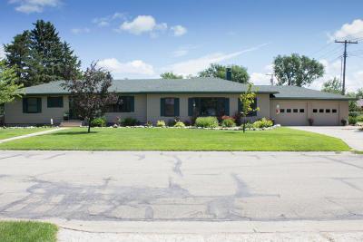 Ellendale Single Family Home For Sale: 300 7th St NE