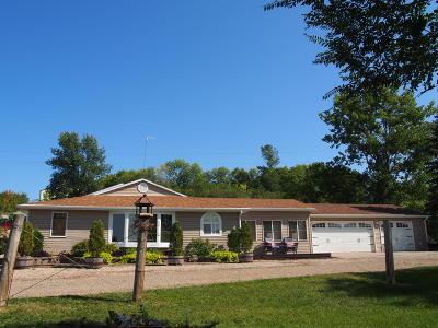 Jamestown Single Family Home For Sale: 2966 E Lakeside Road