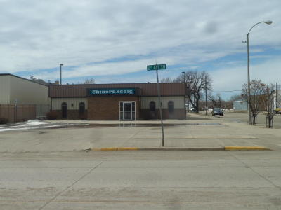 Jamestown Commercial For Sale: 102 2nd Avenue SW