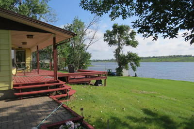 Jamestown Single Family Home For Sale: 3142 Lakeside Road W