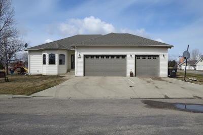 Jamestown Single Family Home For Sale: 253 25th Avenue NE