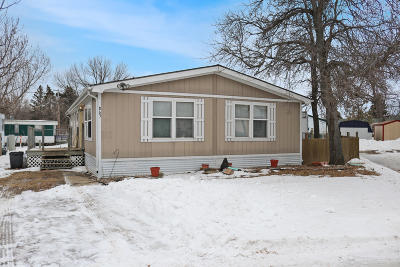 Valley City ND Single Family Home For Sale: $34,900