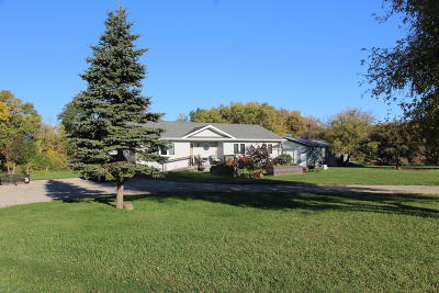 Jamestown Single Family Home For Sale: 3248 Hwy 20 SE