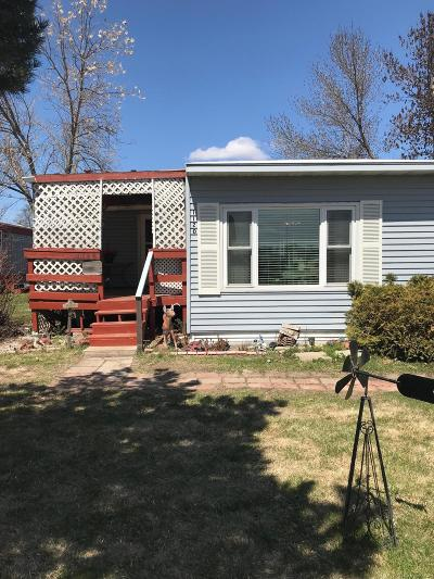 Jamestown ND Single Family Home For Sale: $20,000